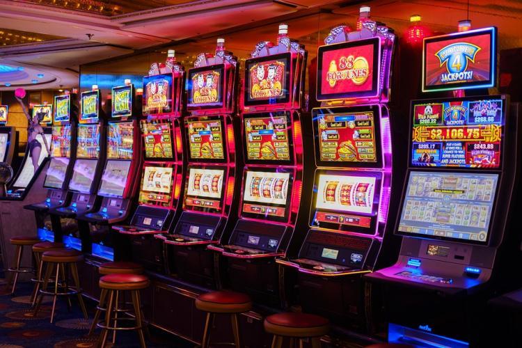 Игровые автоматы сети игровые автоматы пражская