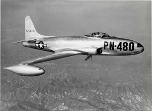 Lockheed F-80 Shooting Star
